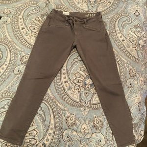 Gap 1969 legging jeans size 27